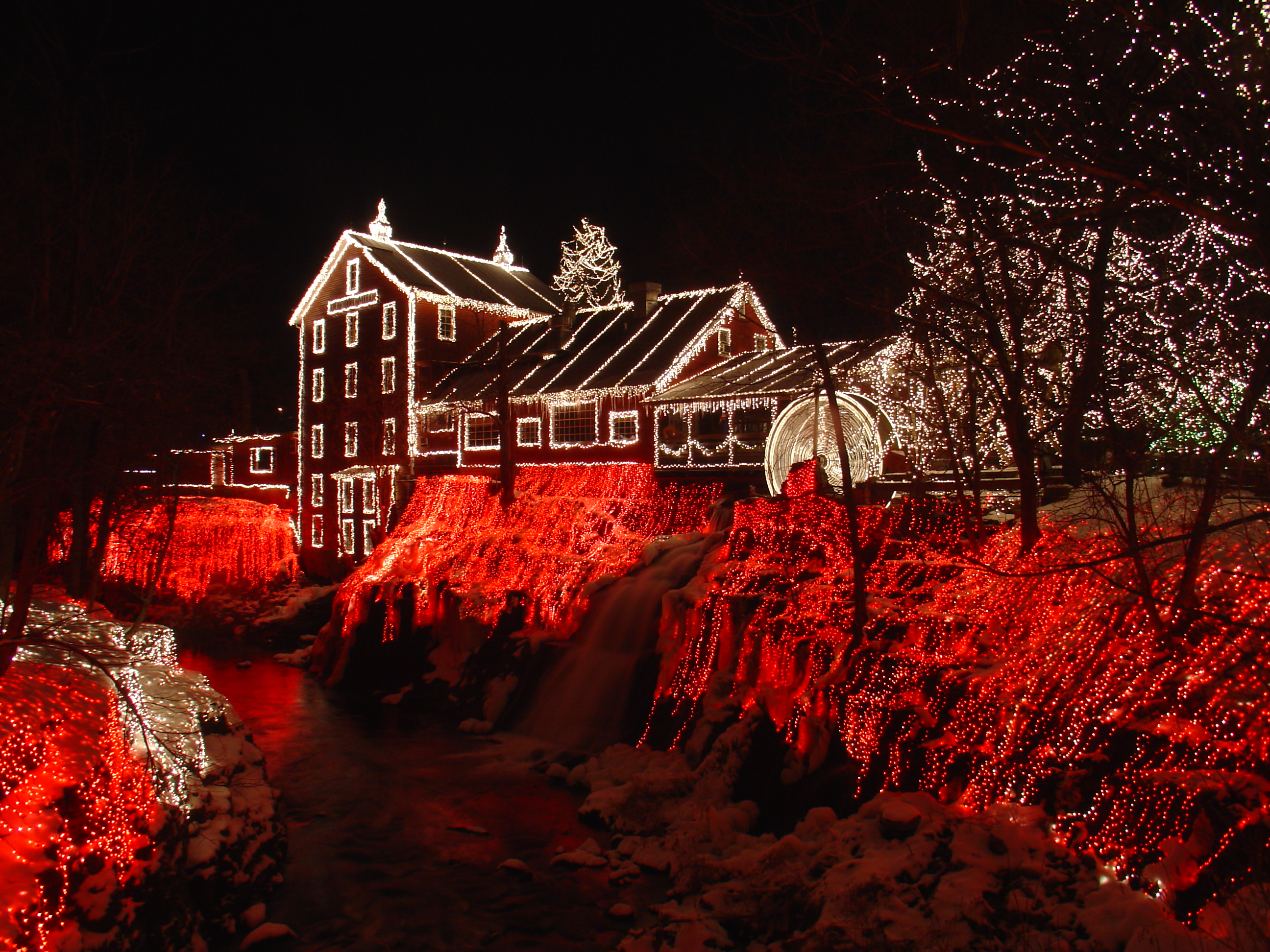 Clifton Mill - funny Christmas